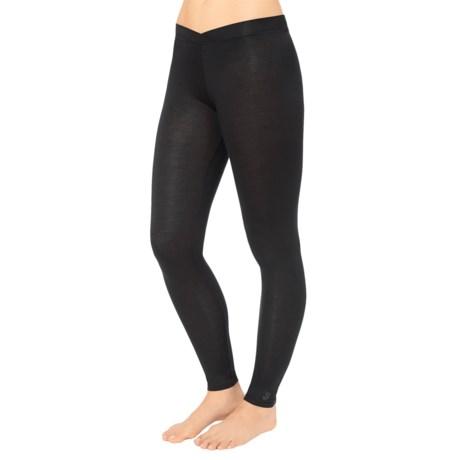 Cuddl Duds Softwear Stretch Jersey Leggings (For Women)