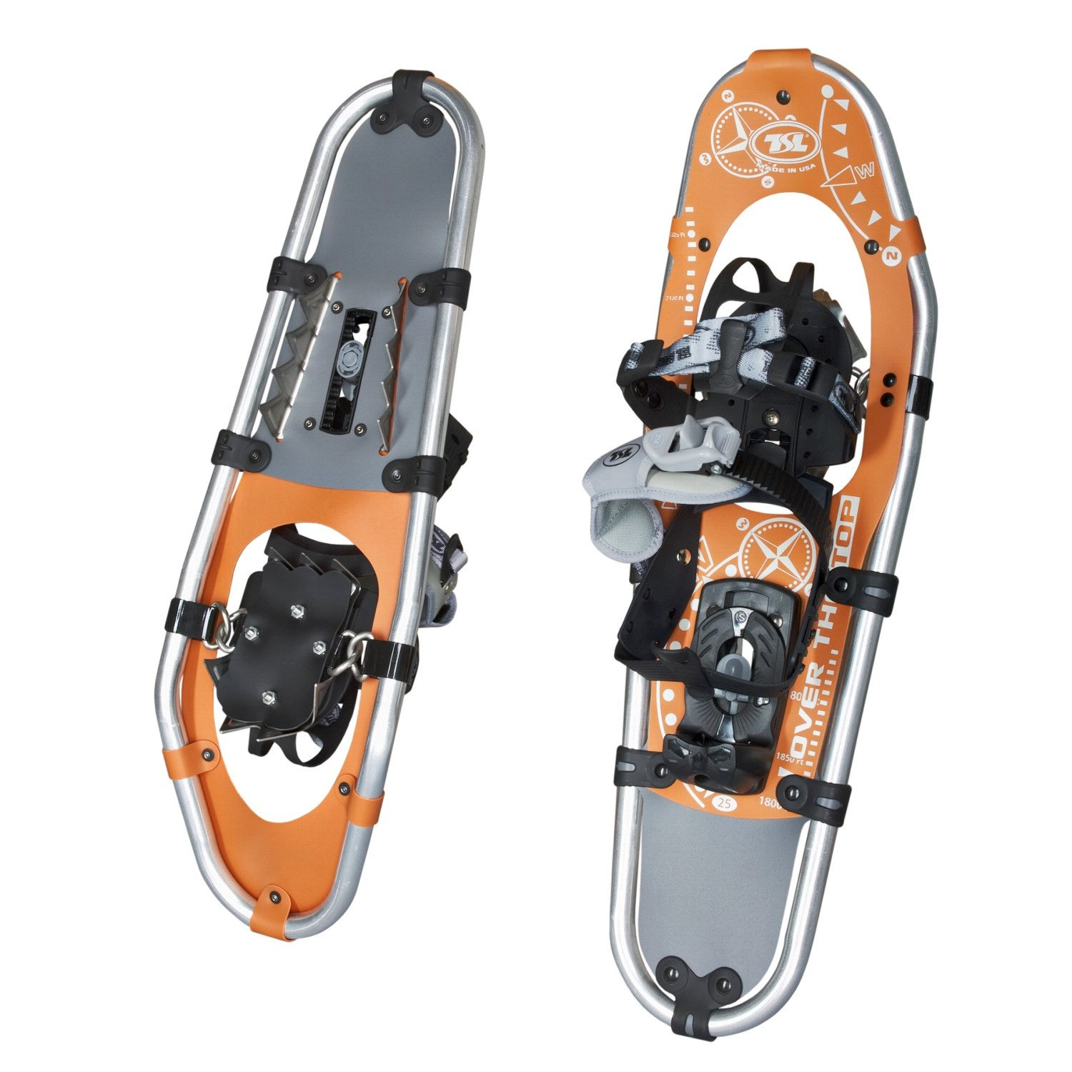 TSL Over The Top Aluminum Snowshoes (For Men) 1140W