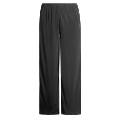 Donna Ricco Collection Jersey Pants with Stretch Lining (For Women)