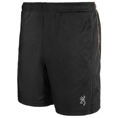 Browning Snare Shorts (For Little and Big Boys)