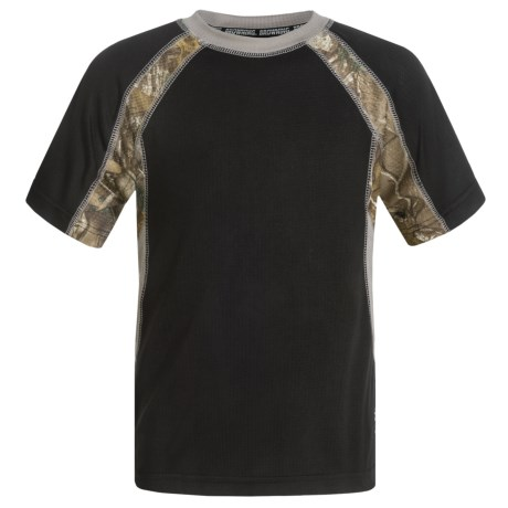 Browning Chalking T-Shirt - Short Sleeve (For Little and Big Boys)