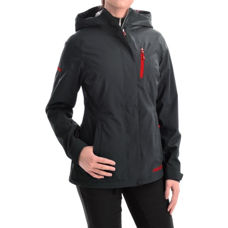 Marker Moment Soft Shell Ski Jacket - Waterproof (For Women)