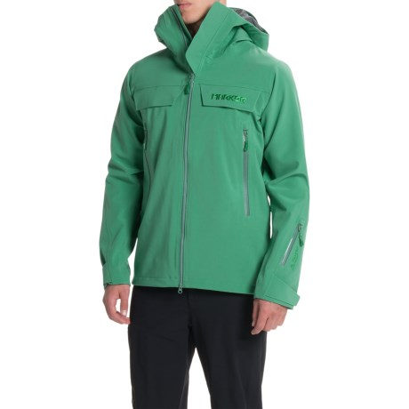 Marker Pumphouse Polartec® NeoShell® Ski Jacket - Waterproof (For Men)