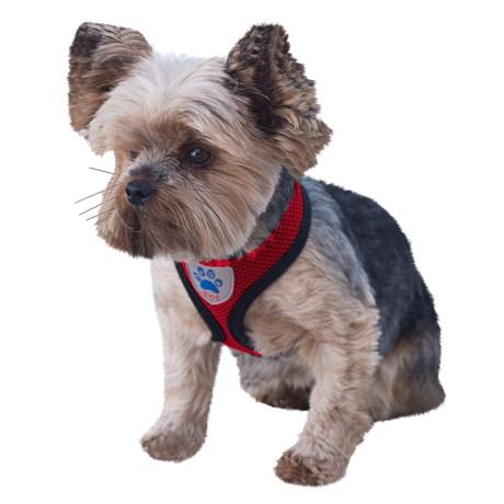 Mega Pet Air Mesh Cloth Basic Dog Harness