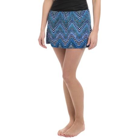 Longitude Tricot Cover-Up Skirt (For Women)
