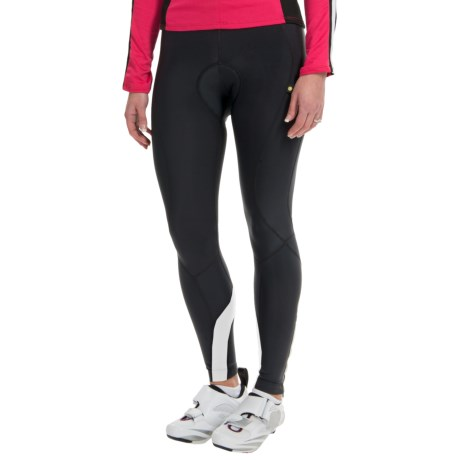 Canari Spiral Gel Cycling Tights - Chamois (For Women)