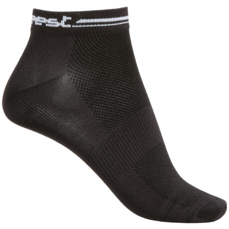 Shebeest Logo Cycling Socks - Below the Ankle (For Women)