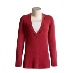 Pulp Shaker Sweater - Long Sleeve (For Women)