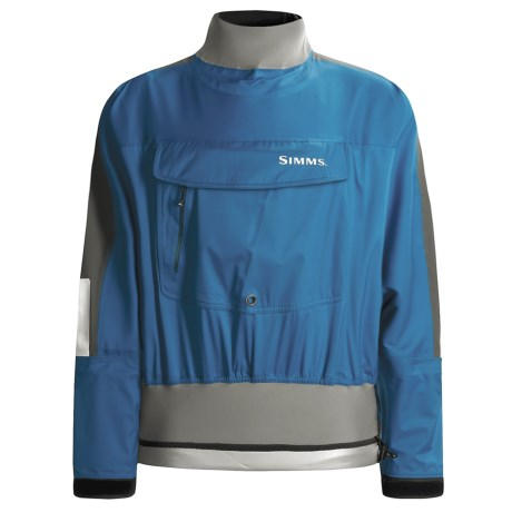 Simms Surf Pullover Jacket - Waterproof (For Men)
