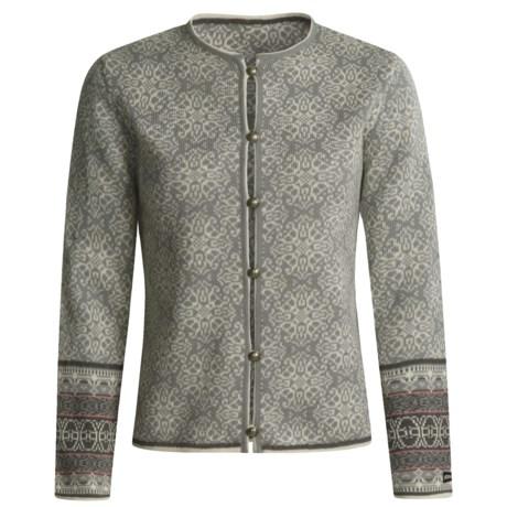 Icewear Harstad Cardigan Sweater - Wool (For Women)