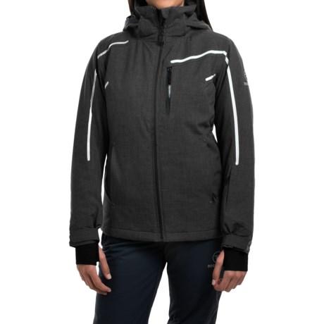 Rossignol Fairy Heather Ski Jacket - Waterproof, Insulated (For Women)
