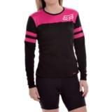 Fox Racing Ripley Cycling Jersey - Long Sleeve (For Women)