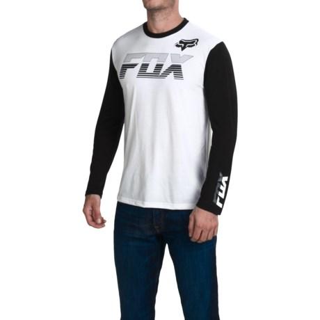 Fox Racing Mako Tech T-Shirt - Long Sleeve (For Men)