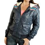 Roper Shell Jacket - Insulated (For Women)