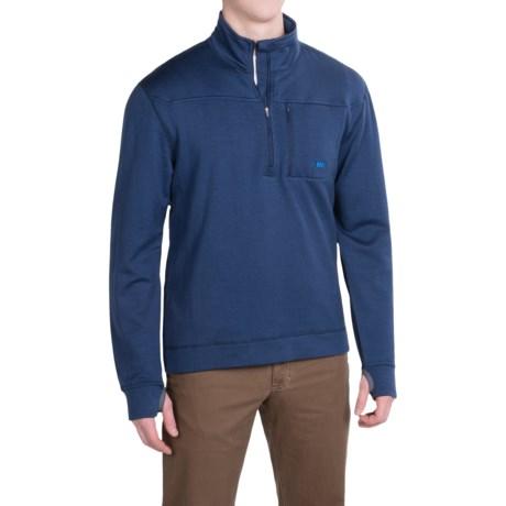Mountain Khakis Rendezvous Pullover Shirt - Merino Wool, Long Sleeve (For Men)