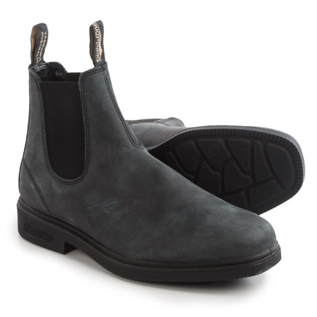 Blundstone Pull-On Boots - Leather, Factory 2nds (For Men and Women)