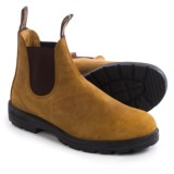 Blundstone 561  Pull-On Boots - Leather, Factory 2nds (For Men and Women)
