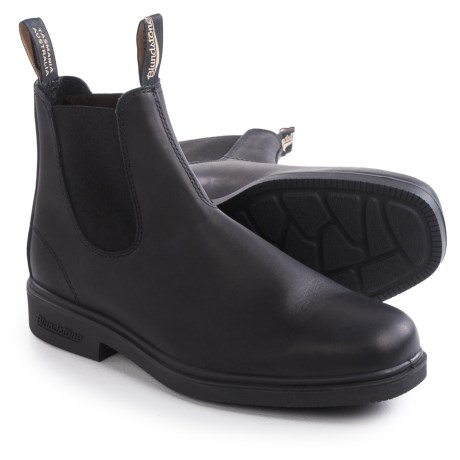 Blundstone 063 Pull-On Boots - Leather, Factory 2nds (For Men and Women)