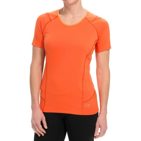 Arc'teryx Arc'teryx Ensa Shirt - Short Sleeve (For Women)