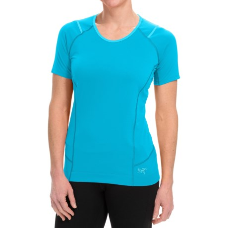 Arc'teryx Ensa Shirt - Short Sleeve (For Women)