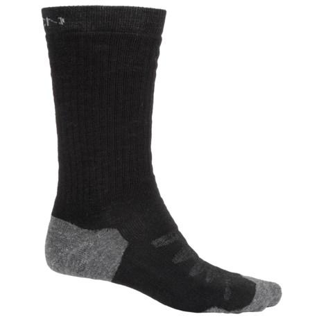 Keen Olympus Midweight Socks - Merino Wool, Crew (For Men)