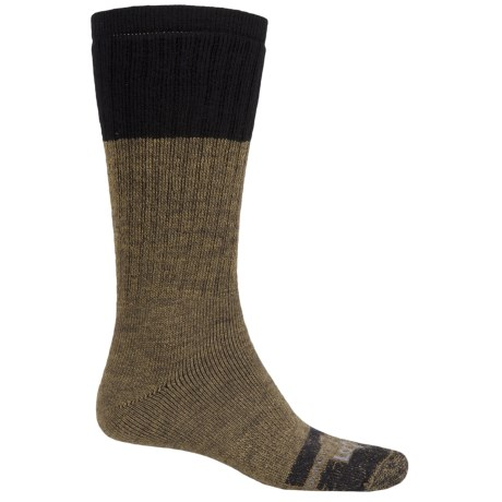 Lorpen Merino Wool Work Socks - 2-Pack, Over the Calf (For Men)