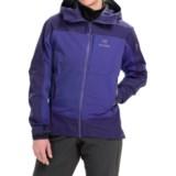 Arc'teryx Alpha Comp Ice Climbing Jacket - Hooded (For Women)