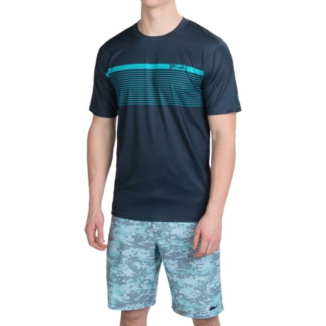 Pelagic HydroFuse T-Shirt - UPF 50+, Short Sleeve (For Men)