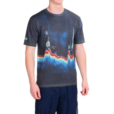 Pelagic Premium Fish Finder T-Shirt - Short Sleeve (For Men)