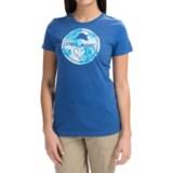 Pelagic Ohana T-Shirt - Short Sleeve (For Women)