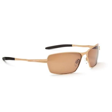 Optic Nerve Axel Sunglasses - Polarized