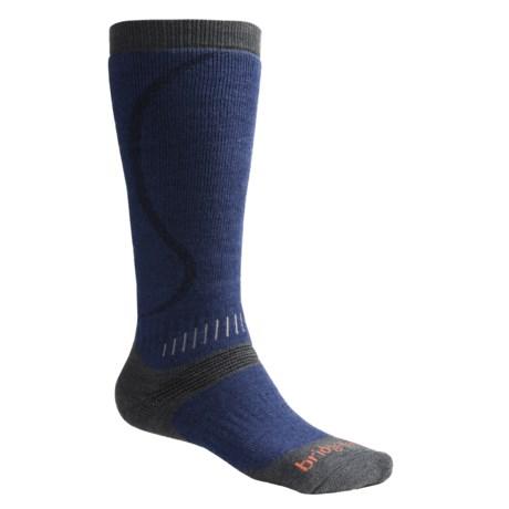 Bridgedale All Mountain Snow Sport Socks (For Men and Women)