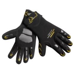 Camaro Seamless Gloves - 5 mm Neoprene (For Men and Women)