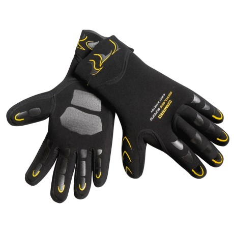 Camaro Seamless Gloves - 5 mm Neoprene (For Men and Women)