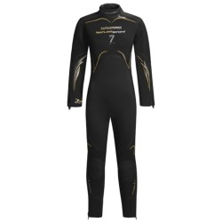 Camaro 7mm Seamless Diving Wetsuit - Semi-Dry (For Women)