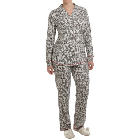 Lucky Brand Pajamas - Long Sleeve (For Women)