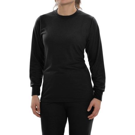 Wickers Lightweight Base Layer Top - Long Sleeve (For Women)