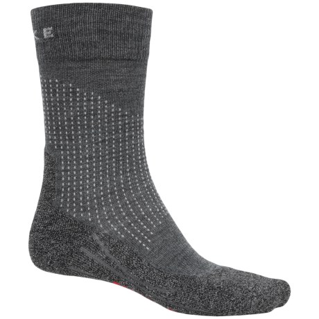 Falke TK Stabilizing Compression Hiking Socks - Merino Wool, Crew (For Men)