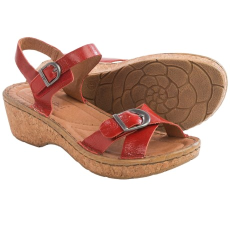 Josef Seibel Kira 09 Platform Sandals - Leather (For Women)