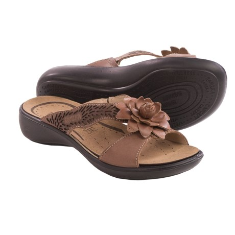 Romika Ibiza 62 Flower Sandals - Leather (For Women)