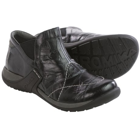Romika Milla 102 Ankle Boots - Leather, Slip-Ons (For Women)