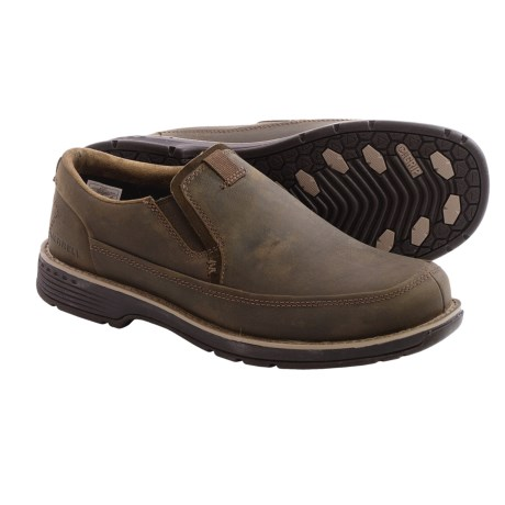 Merrell Realm Haza Moc Shoes - Nubuck (For Men)