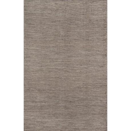 Momeni Mesa Flat-Weave Reversible Natural Wool Area Rug - 8x10'