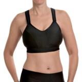 New Balance Comfy Conformer Sports Bra - High Impact, Racerback (For Women)