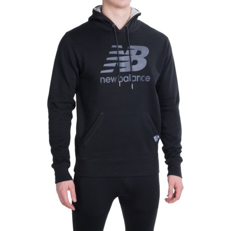 New Balance Essentials Plus Hoodie (For Men)