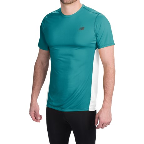New Balance Accelerate T-Shirt - Short Sleeve (For Men)