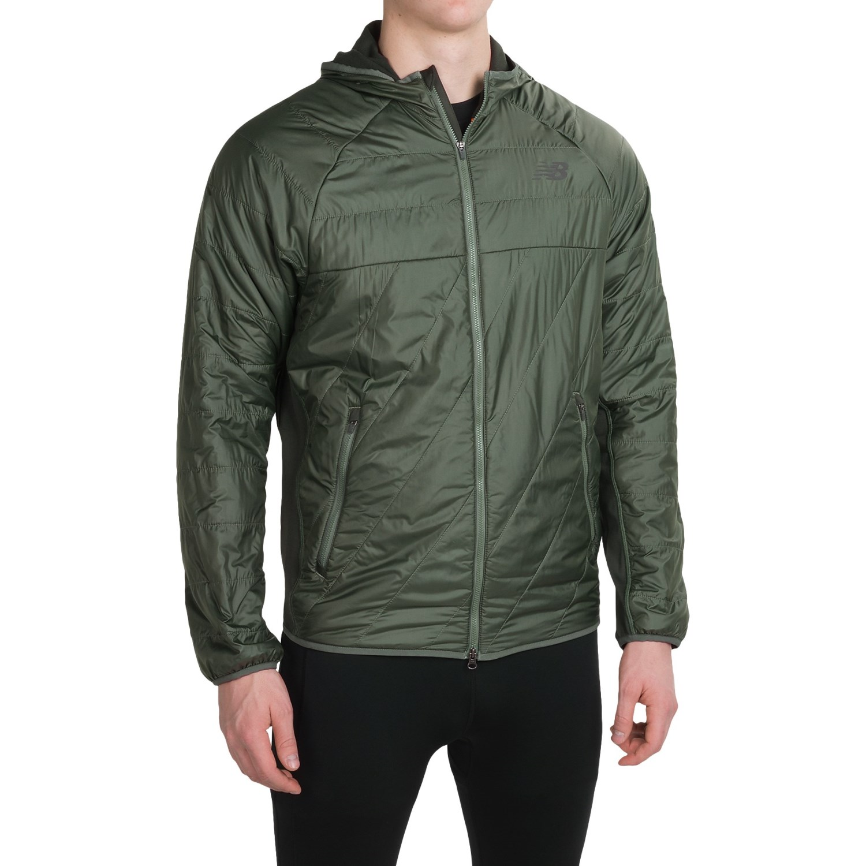 New Balance Nb Heat Hybrid Jacket For Men 116xt Save 86