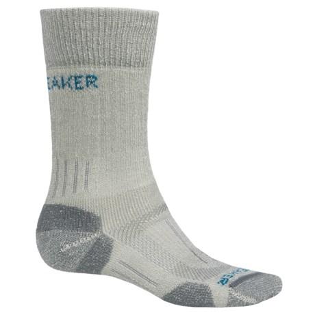 Icebreaker Hike Basic Heavy Socks - Merino Wool, Crew (For Women)