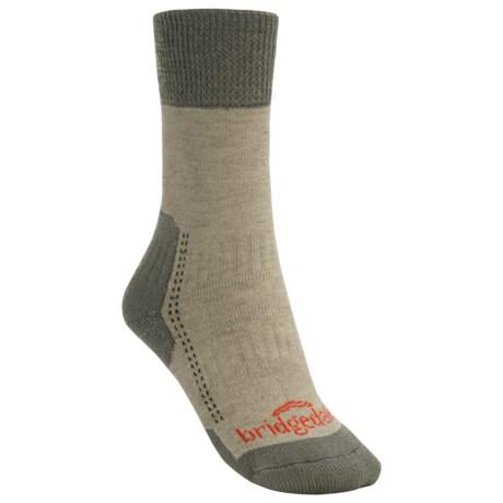 Bridgedale Ascent Socks - CoolMax®-Wool, Mid Calf (For Women)