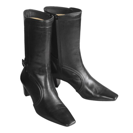 Cole Haan Janna Belt Short Boots (For Women)